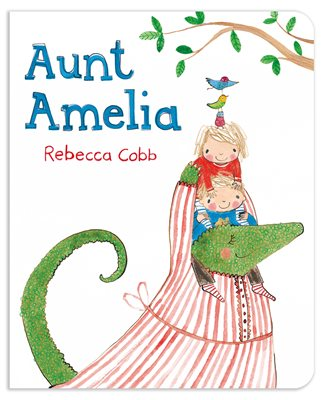 Book cover for Aunt Amelia