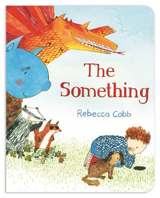 Book cover for The Something