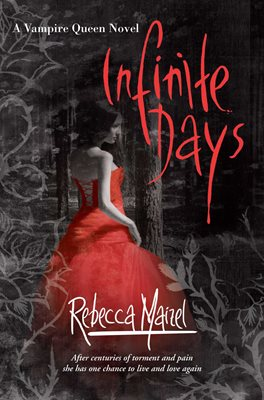 Book cover for Infinite Days