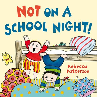 Book cover for Not on a School Night!