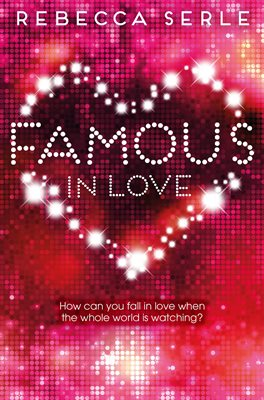 Book cover for Famous in Love