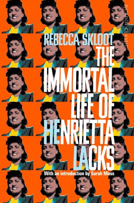Book cover for The Immortal Life of Henrietta Lacks