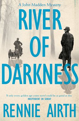 Book cover for River of Darkness