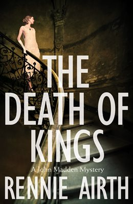 Book cover for The Death of Kings