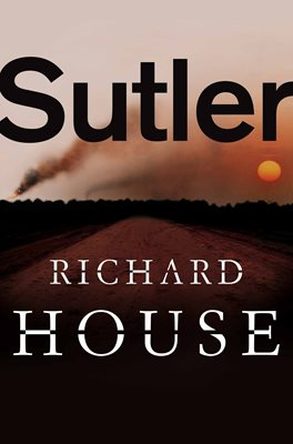 Book cover for Sutler