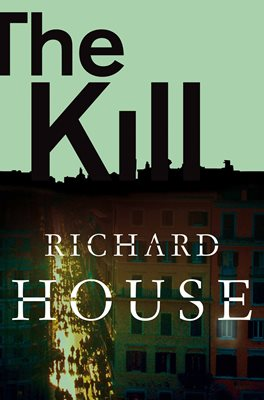 Book cover for The Kill