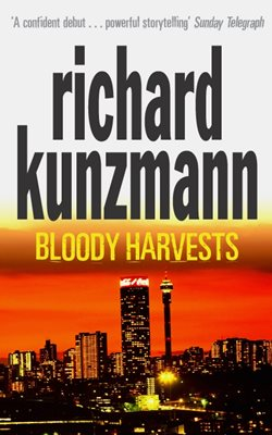 Book cover for Bloody Harvests