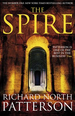 Book cover for The Spire
