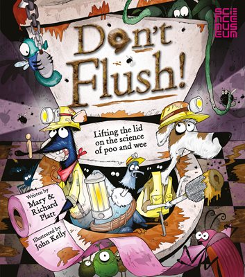 Book cover for Don't Flush
