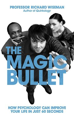 Book cover for The Magic Bullet