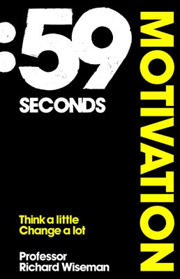 Book cover for 59 Seconds: Motivation