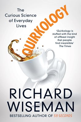 Book cover for Quirkology
