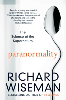 Book cover for Paranormality