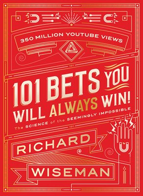 Book cover for 101 Bets You Will Always Win