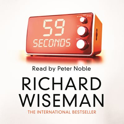 Book cover for 59 Seconds