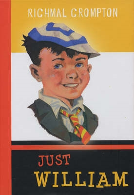 Book cover for Just William