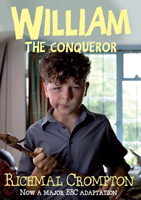Book cover for William the Conqueror - TV tie-in...