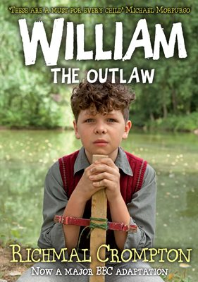 Book cover for William the Outlaw - TV tie-in edition