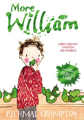 Book cover for More William