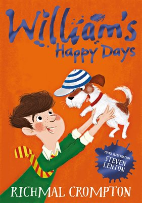Book cover for William's Happy Days