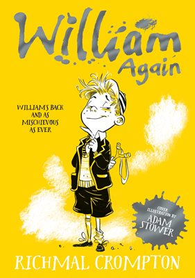 Book cover for William Again