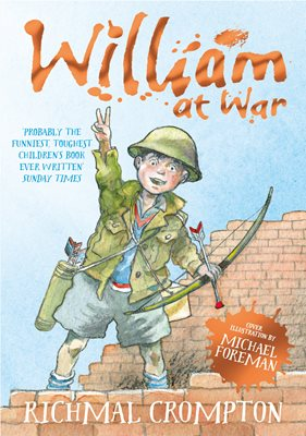 Book cover for William at War