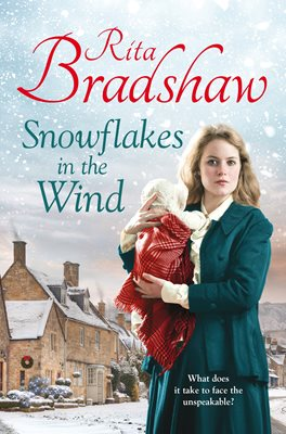 Book cover for Snowflakes in the Wind