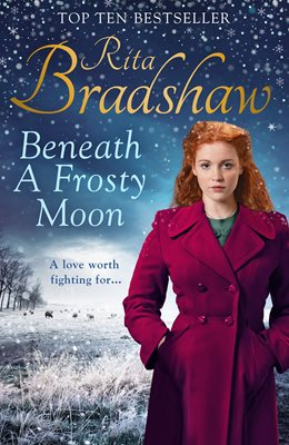 Book cover for Beneath a Frosty Moon