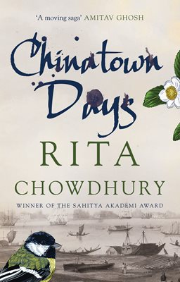 Book cover for Chinatown Days