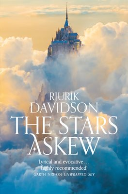 Book cover for The Stars Askew