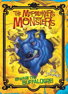 Book cover for The Mapmaker's Monsters