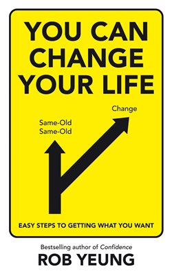 Book cover for You Can Change Your Life
