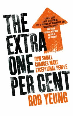 Book cover for The Extra One Per Cent