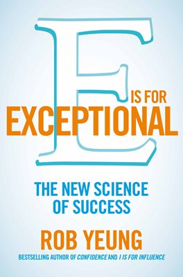 Book cover for E is for Exceptional