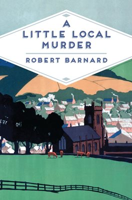 Book cover for A Little Local Murder