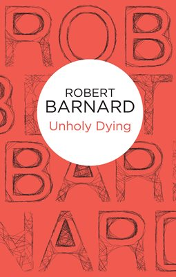 Book cover for Unholy Dying