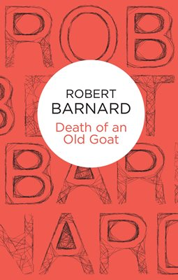 Book cover for Death of an Old Goat