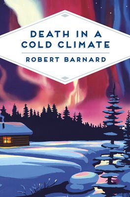 Book cover for Death in a Cold Climate