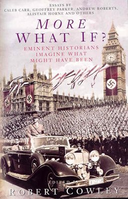 Book cover for More What If?