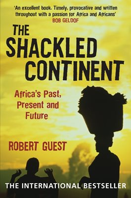 Book cover for The Shackled Continent