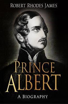 Book cover for Prince Albert
