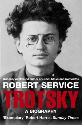Book cover for Trotsky