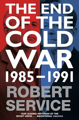 Book cover for The End of the Cold War