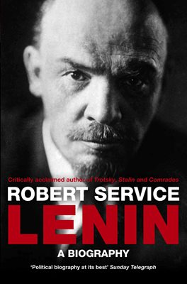 Book cover for Lenin