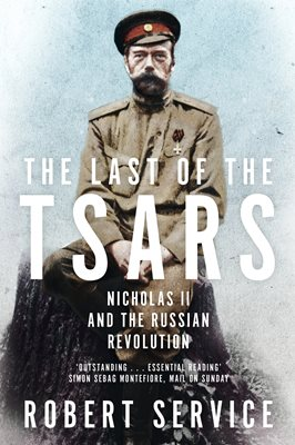 Book cover for The Last of the Tsars
