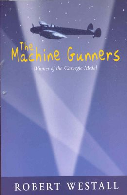 Book cover for The Machine Gunners