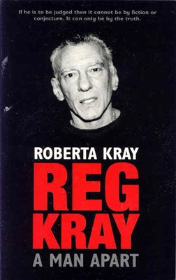 Book cover for Reg Kray
