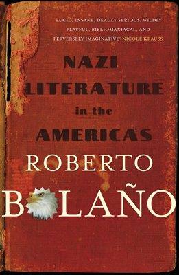 Book cover for Nazi Literature in the Americas