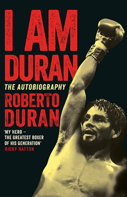 Book cover for I Am Duran