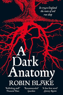 Book cover for A Dark Anatomy